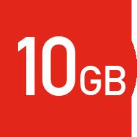 10GBプラン
