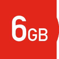 6GBプラン